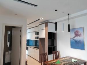 Thi công nội thất căn hộ 70m2 dự án D'capitale